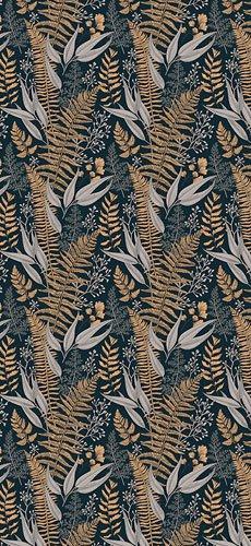 Papel pintado textil lienzo autoadhesivo Felci