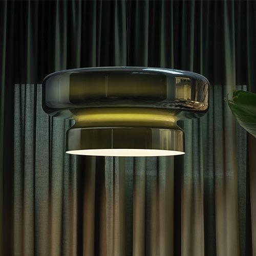 Lámpara de techo Bohemia