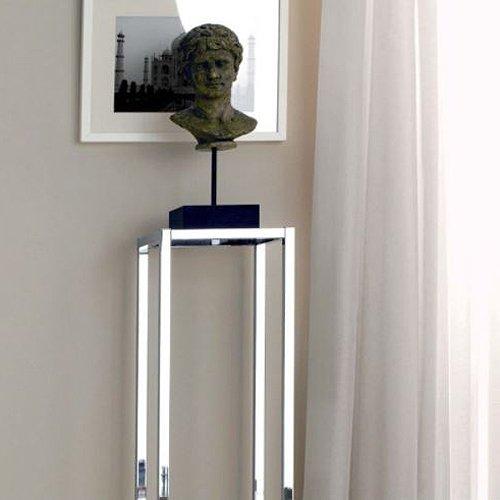 Pedestal moderno de acero Eiros