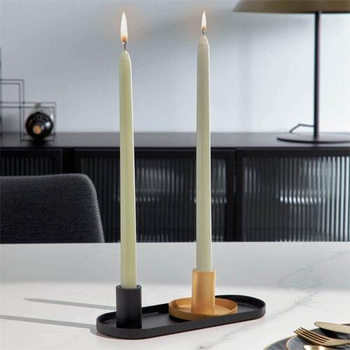 Set de 2 candelabros Nair