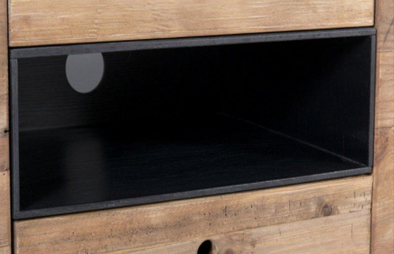 Mueble televisión Pushkar madera