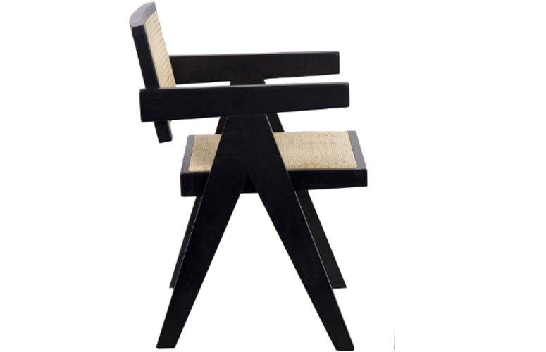 Silla Malung madera olmo 56x61 cms