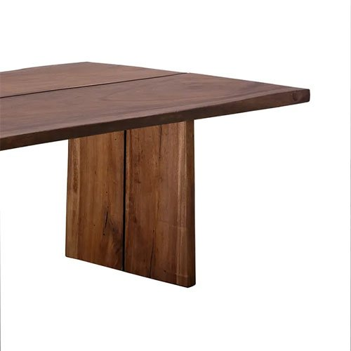 Mesa comedor madera suar natural