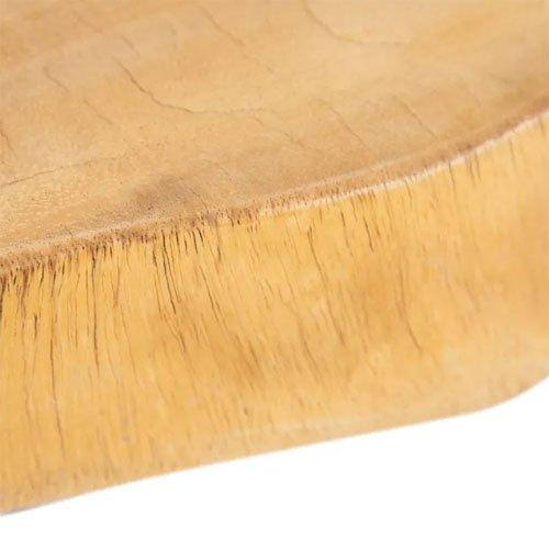 Mesa de centro madera de suar natural