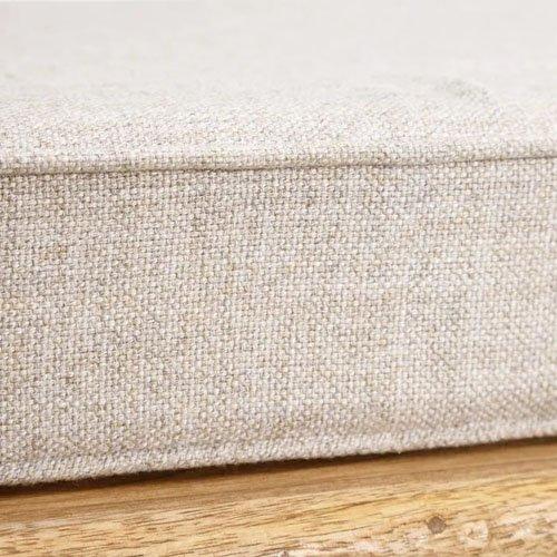 Sofa deco de madera natural