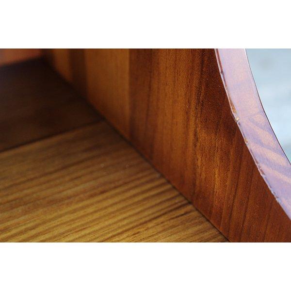 Mesa de escritorio vintage provenzal Fontana lig.defectos