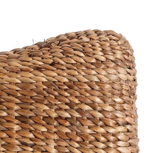 Sillón fibra natural