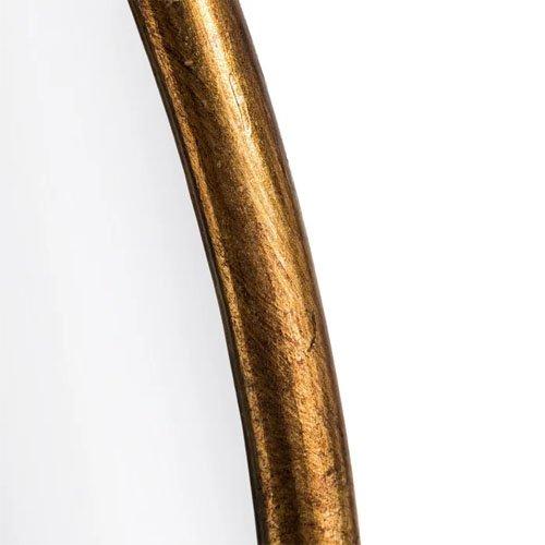 Espejo oro metal