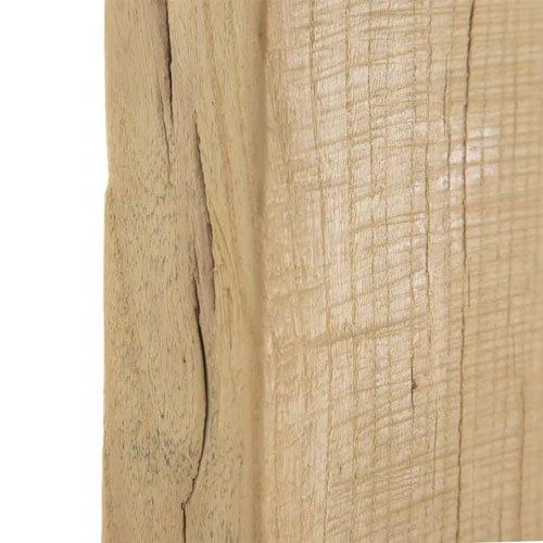 Espejo cristal- madera de olmo natural