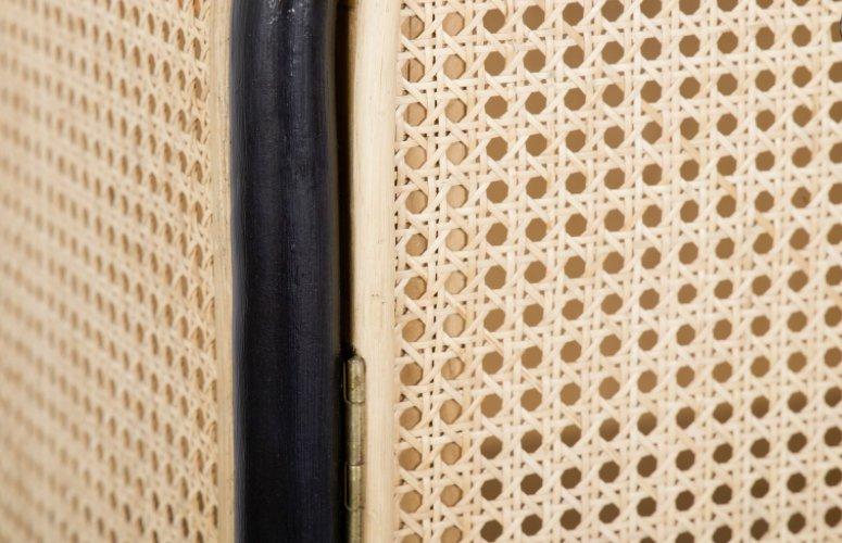 Armario Langkawi madera negro