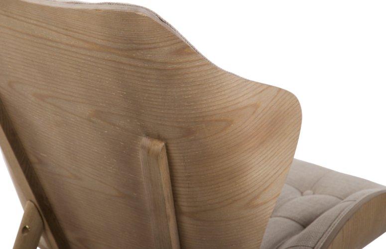 Sillón Gallivare madera