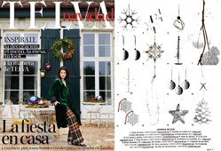 Revista Telva Navidad
