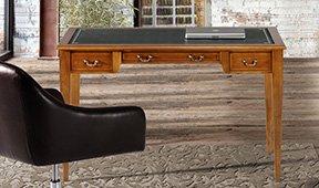 Mesa de escritorio clásica Sheffield