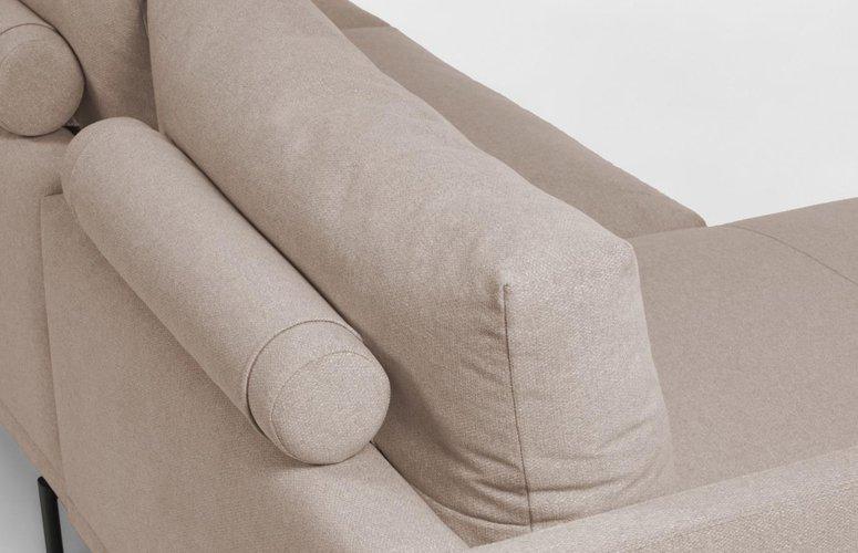 Sofá Galene chaise loungue izquierdo