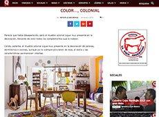 Color.........., Colonial