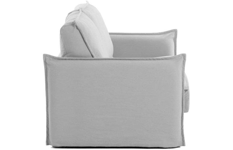 Sofá cama Samsa lino gris160 cms