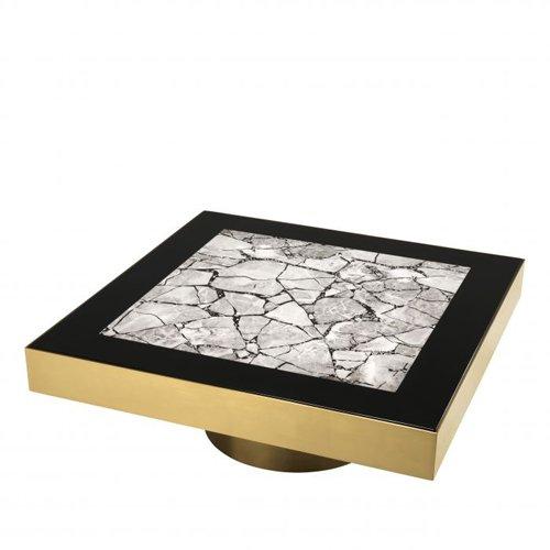 Mesa de centro cristal Tatler