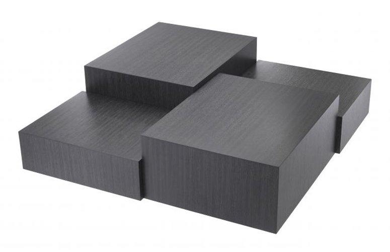 Mesa de centro de madera Nerone