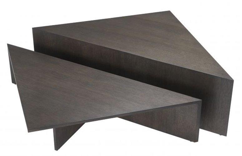 Mesa de centro madera Fulham set de 2