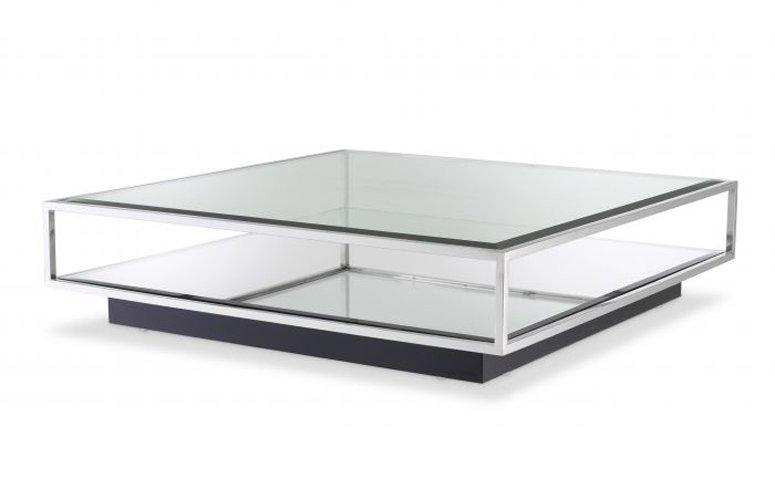 Mesa de centro cristal Tortonal