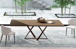 Mesa comedor de diseño Fira