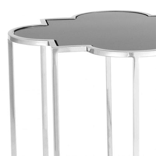 Mesa auxiliar acero inoxidable Concentric Set de 2
