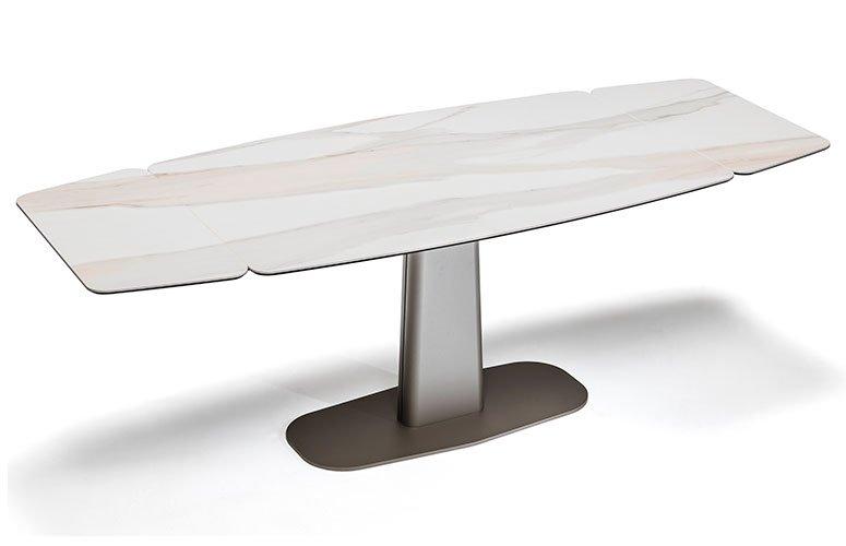 Mesa de comedor Linus keramik drive Cattelan