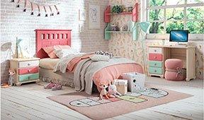 Dormitorio infantil Grace