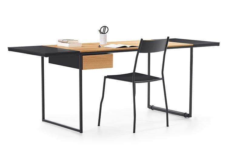 Mesa de escritorio de diseño Macis Opinion Ciatti
