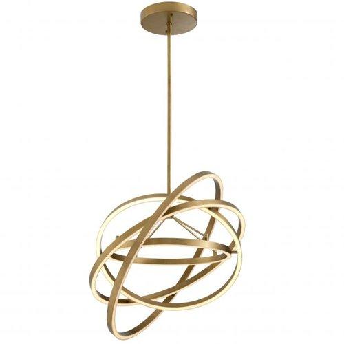Lámpara metal Cassini