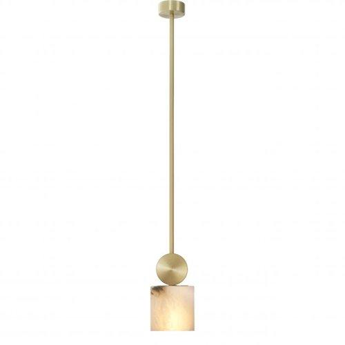 Lámpara metal Etruscan Square