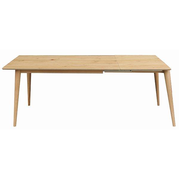 Mesa de comedor extensible nórdica de 140 Vecare Lig.defectos