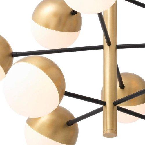 Lámpara elegante de metal Cona S