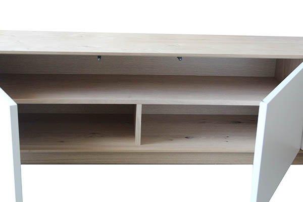 Mueble de tv 2 cajones Nóridoco Jarpe Lig.defectos