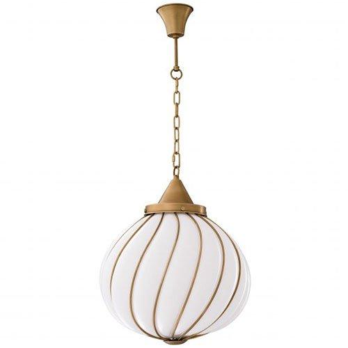 Lámpara metal Romano