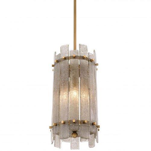 Lámpara metal Da Silva