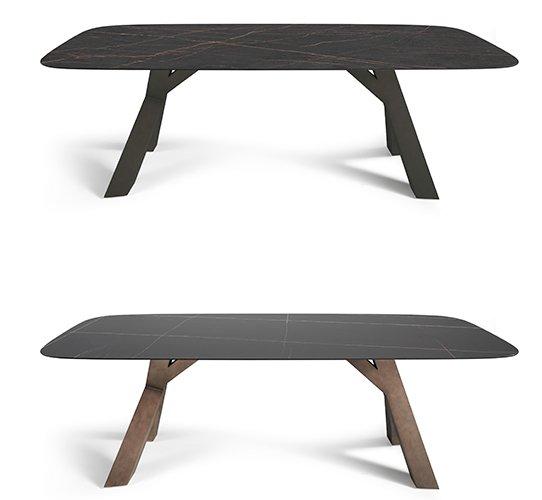 Mesa de comedor de diseño Sehar