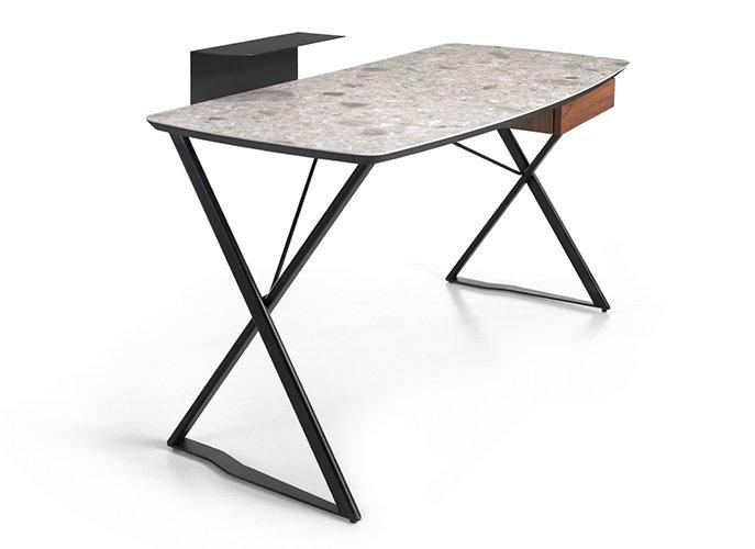 Mesa de escritorio porcelánico Quiron
