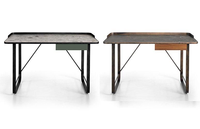 Mesa de escritorio porcelánico Tilon