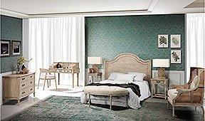 Dormitorio Vintage Trinidad Artisan