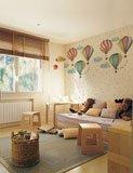 Papel vinílico linen Balloons