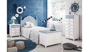 Dormitorio infantil Lisba