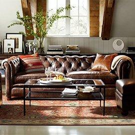 Historia del sofá Chester