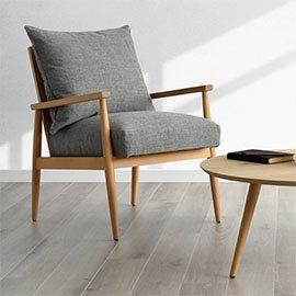 Colección de muebles Nordic