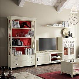 Colección de muebles provenzal Verona