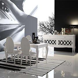 Colección de muebles románticos Basilea