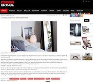 Lámpara portátil con altavoz bluetooth
