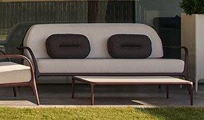 Sofá de jardín Xaloc Mowee