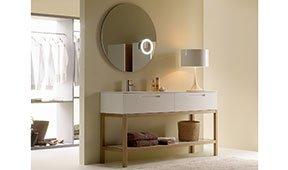 Mueble de baño moderno Nadia