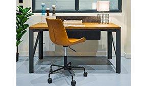 Mesa de escritorio vintage Fendir